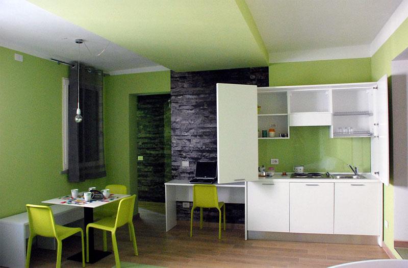 Interno appartamento Acetaia agritismo Piccaratico a Vinci